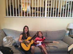 In-home music lessons in Stevenson Ranch and Santa Clarita