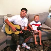 Music lessons for young children