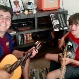Summer music lessons in Valencia
