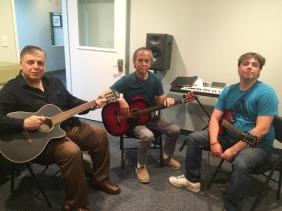 adult guitar class
